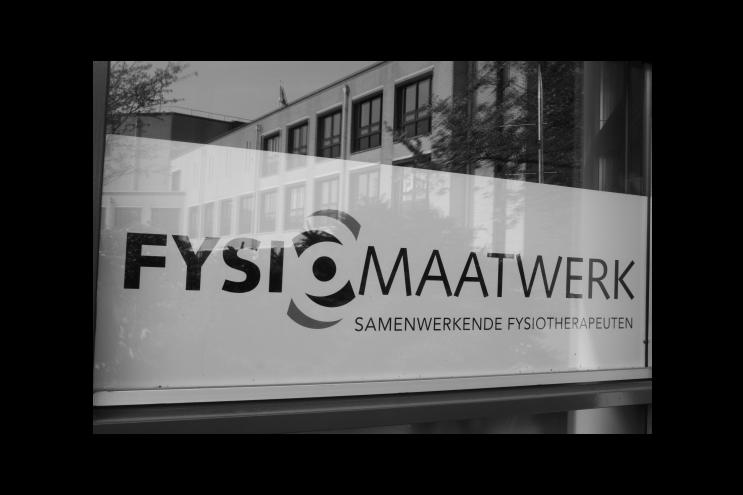ingang FysioMaatwerk Veghel